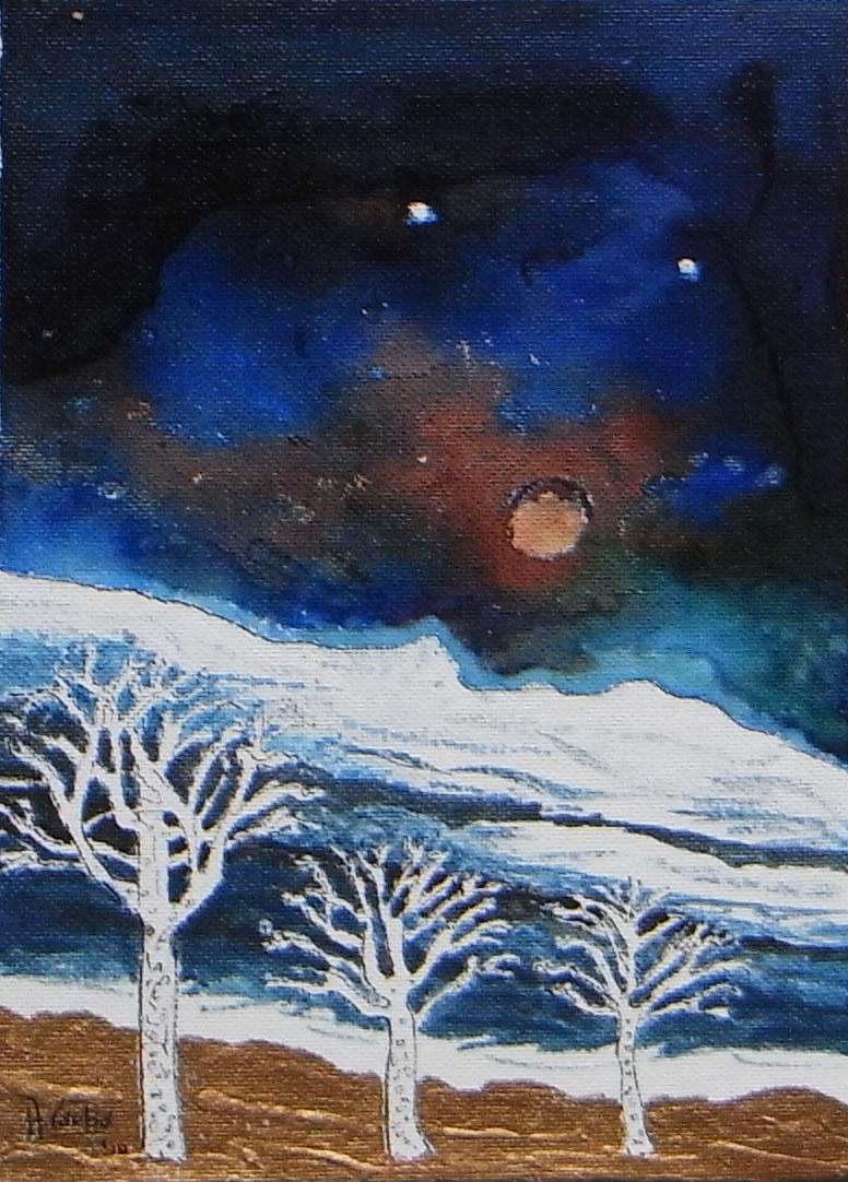 Bianca notte di luna