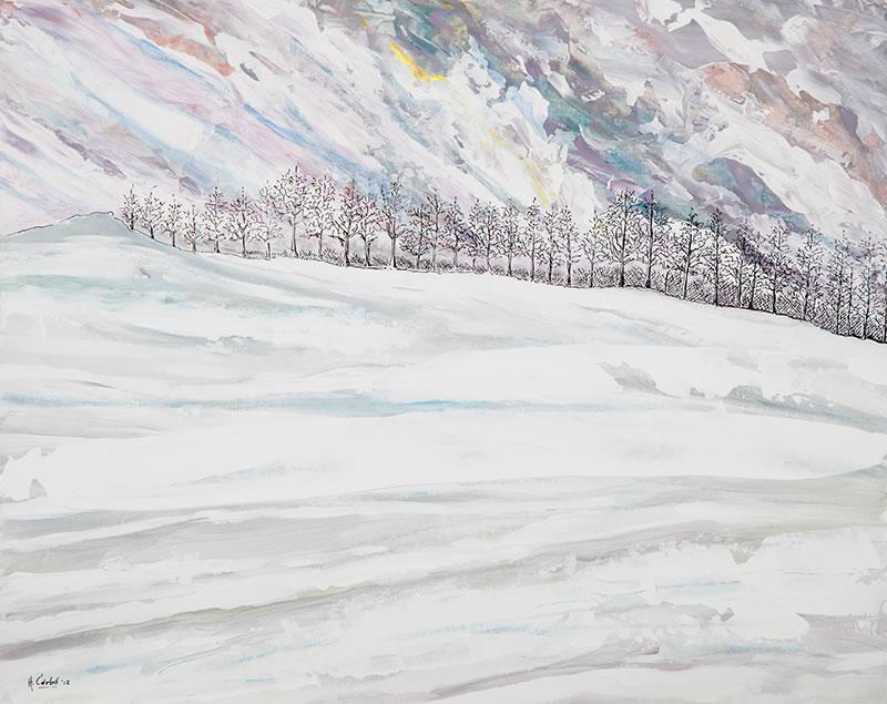 Molise sotto la neve