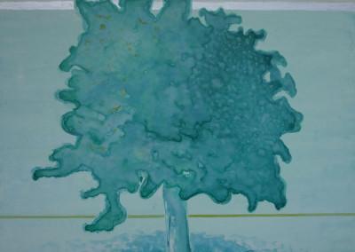 La quercia verde